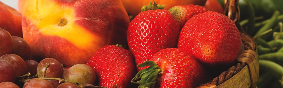 banner strawberries and more