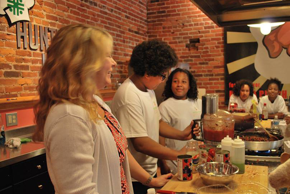 Huntington S Kitchen Cooking Classes